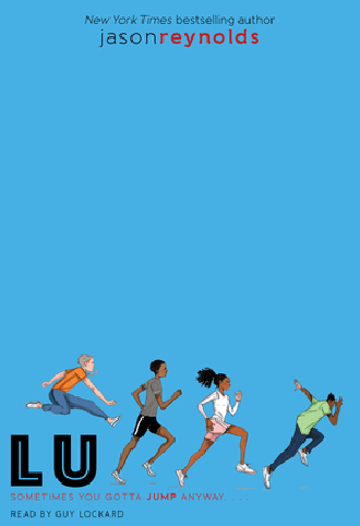 Book cover of Lu by Jason Reynolds