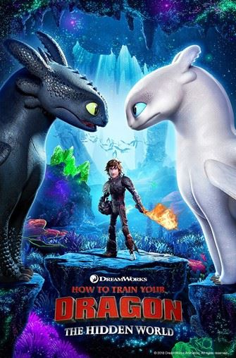 How To Train Your Dragon Movie Poster (JPG)