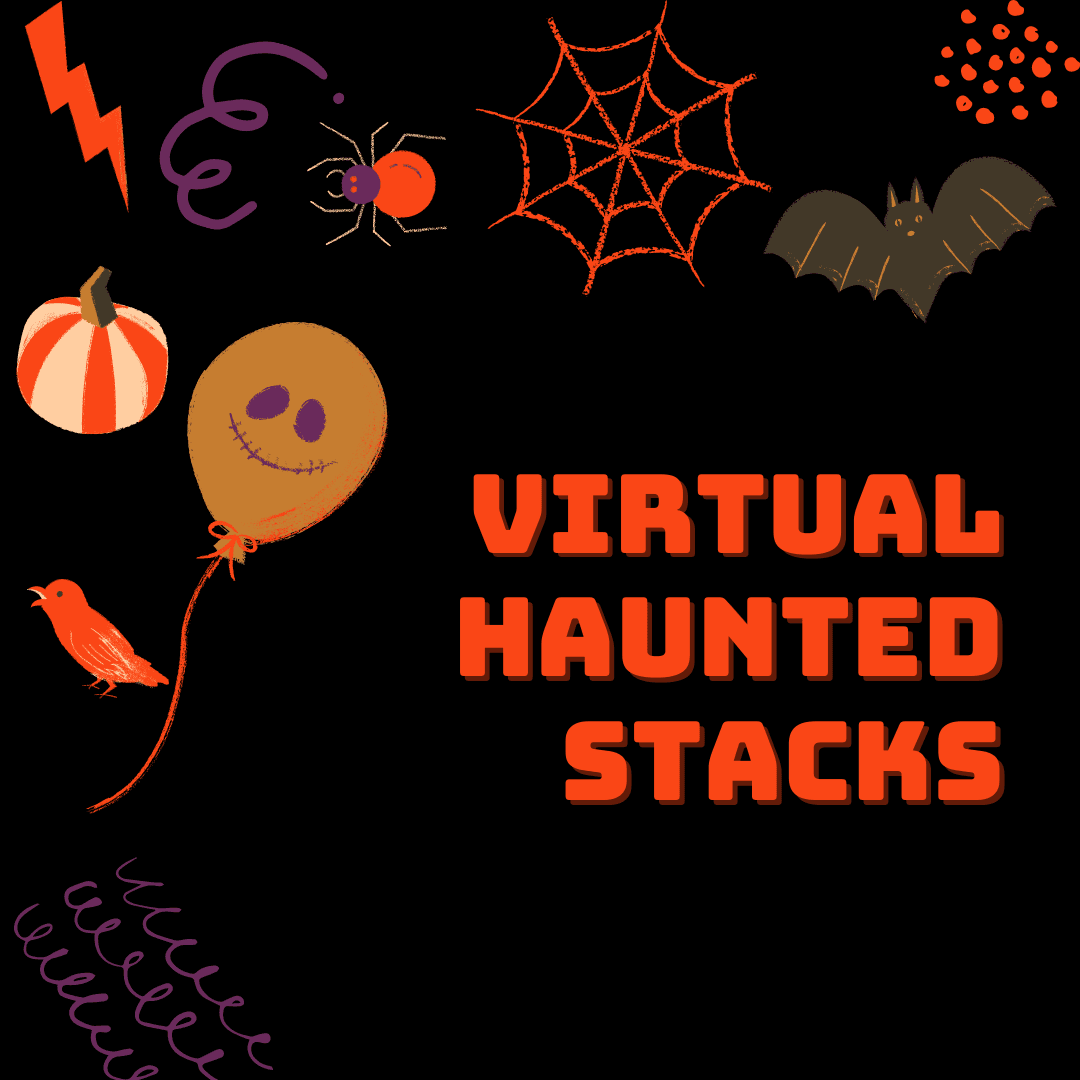 Haunted Stacks - website