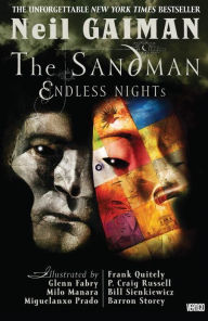 Sandman Endless Nights by Neil Gaiman