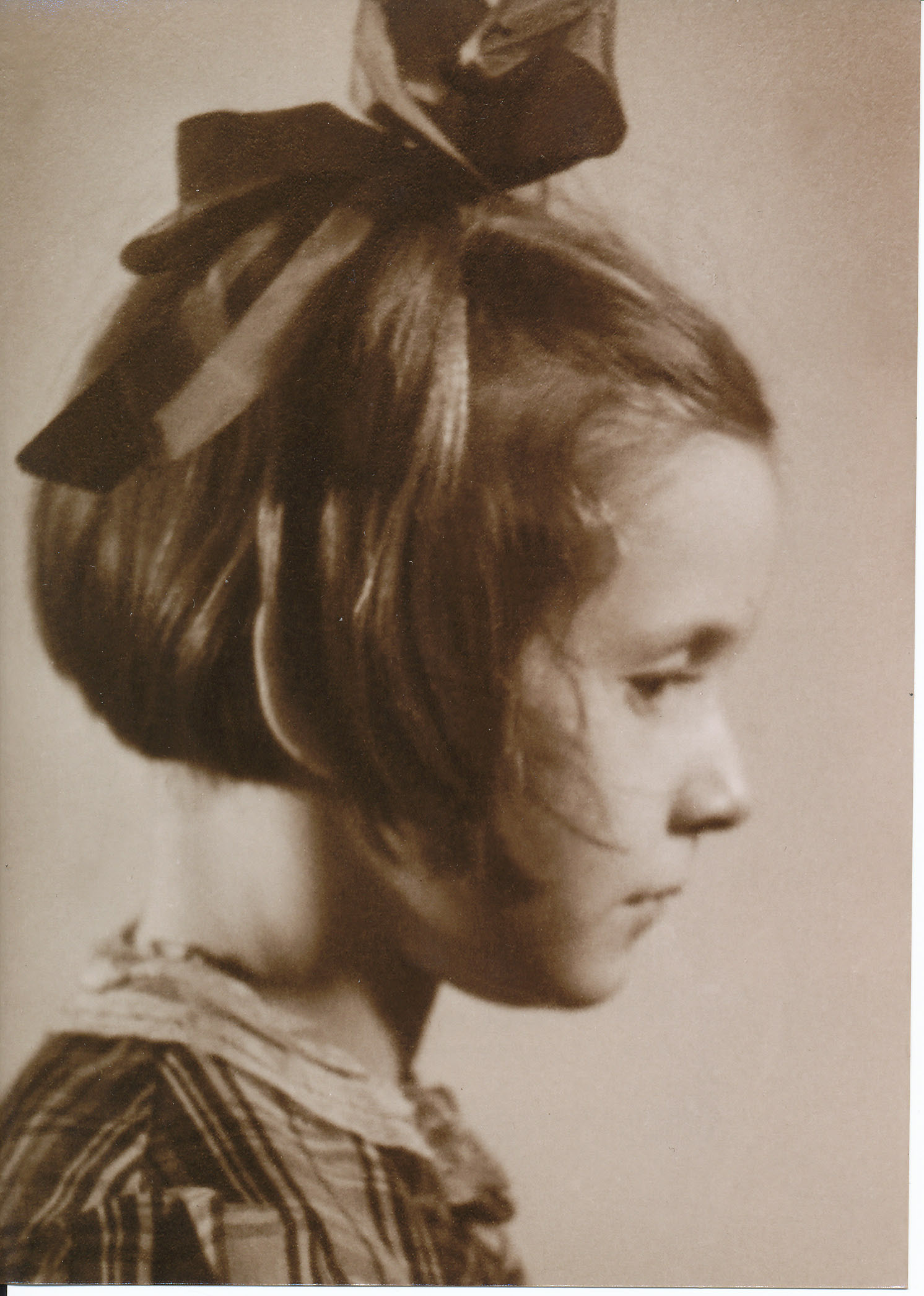 Marion at age 7